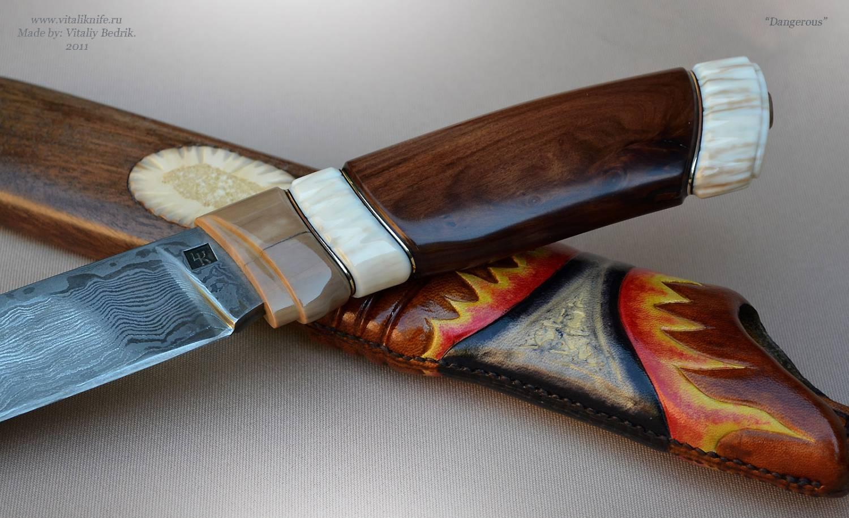 Фото рукояти ножа своими руками